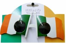 Irish Flag Glasses